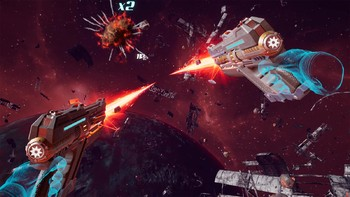 Screenshot4 - Galactic Rangers VR