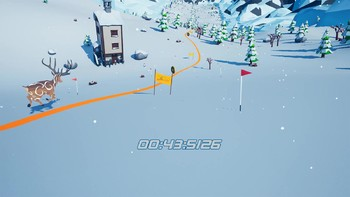 Screenshot6 - Let's Go! Skiing VR