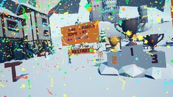 Screenshot2 - Let's Go! Skiing VR