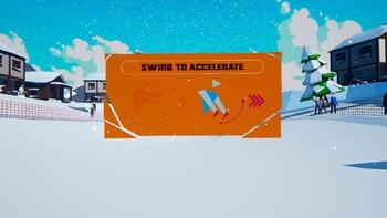 Screenshot5 - Let's Go! Skiing VR
