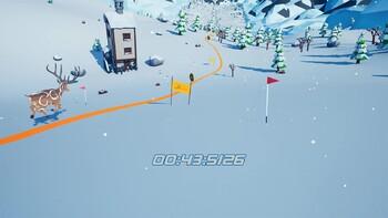 Screenshot6 - Let's Go! Skiing VR