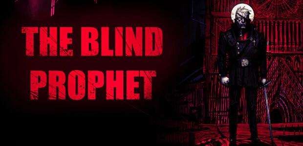 The Blind Prophet - Cover / Packshot