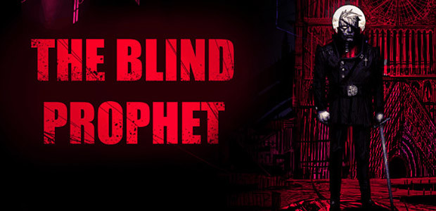 The Blind Prophet - Cover / Packshot