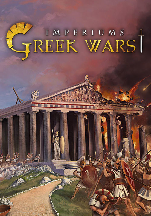 Imperiums: Greek Wars - Cover / Packshot
