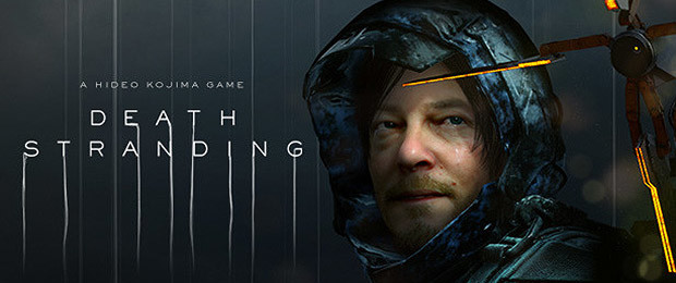 Death Stranding - Now Available!