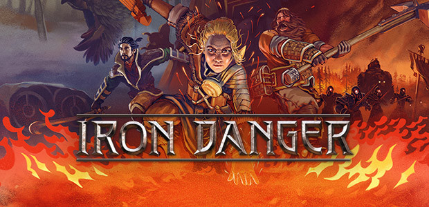 Iron Danger - Cover / Packshot