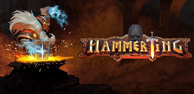 Hammerting - Cover / Packshot