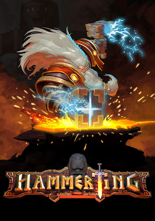 Hammerting - Cover / Packshot