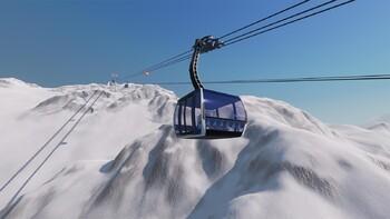 Screenshot1 - Winter Resort Simulator