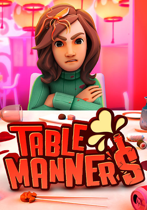 Table Manners - Cover / Packshot