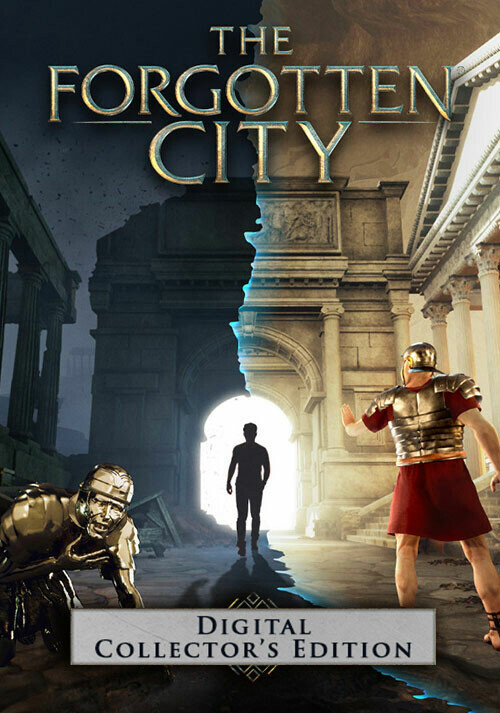 The Forgotten City - Digital Collector's Edition - Cover / Packshot
