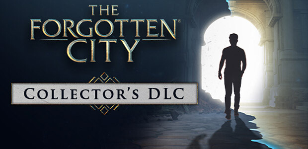 The Forgotten City - Collector's DLC - Cover / Packshot
