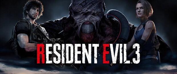 Resident Evil 3 montre le Nemesis dans un nouveau trailer 4k !