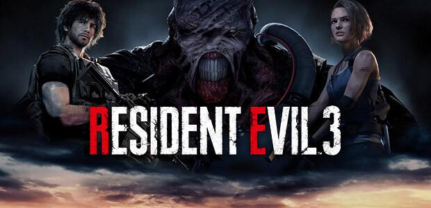 Précommandez Resident Evil 3 chez Gamesplanet - Resident Evil ...