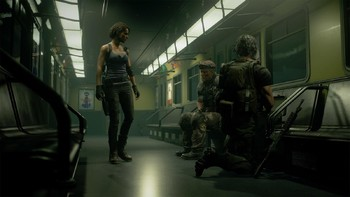 Screenshot4 - RESIDENT EVIL 3