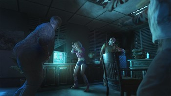 Screenshot7 - RESIDENT EVIL 3