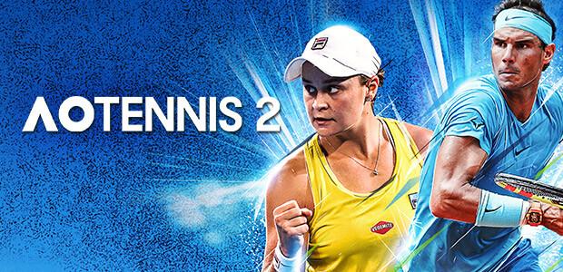 AO Tennis 2 - Cover / Packshot