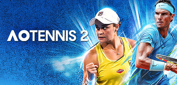 AO Tennis 2 - Cover / Packshot