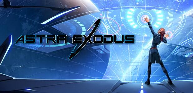Astra Exodus - Cover / Packshot