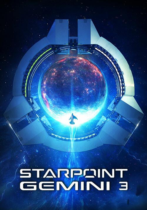 Starpoint Gemini 3 (GOG) - Cover / Packshot