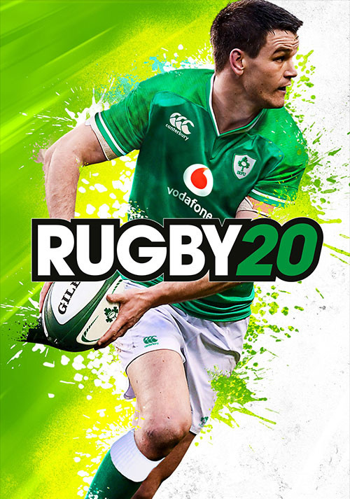 Rugby 20 - Cover / Packshot