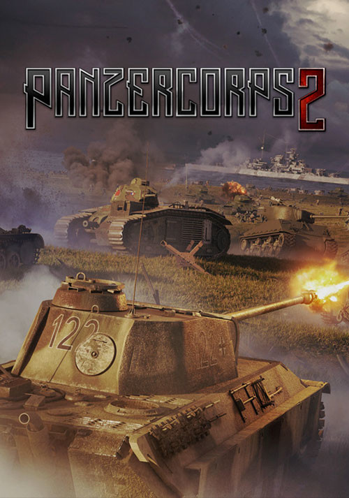 Panzer Corps 2 - Cover / Packshot