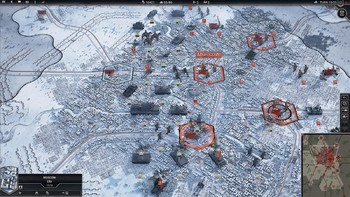 Screenshot4 - Panzer Corps 2 - Field Marshal Edition