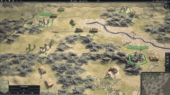 Screenshot2 - Panzer Corps 2 - Field Marshal Edition