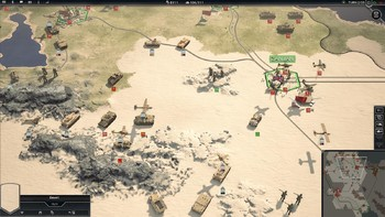 Screenshot5 - Panzer Corps 2 - Field Marshal Edition