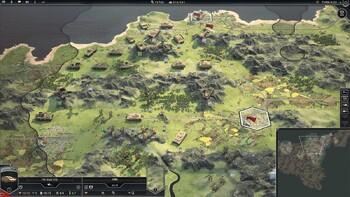 Screenshot1 - Panzer Corps 2 - Field Marshal Edition