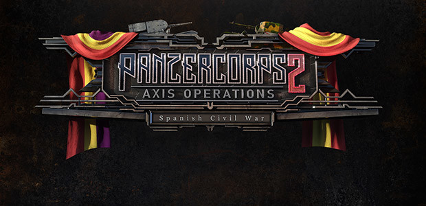 Panzer Corps 2: Axis Operations - Spanish Civil War - Cover / Packshot