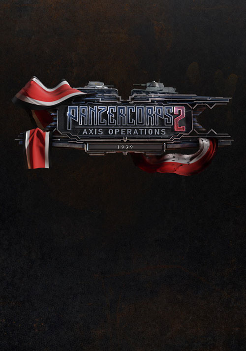 Panzer Corps 2: Axis Operations - 1939 - Cover / Packshot