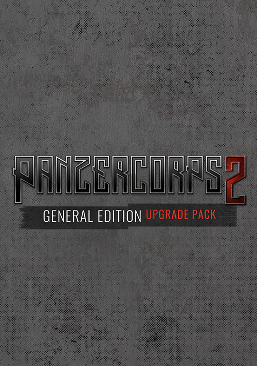 Panzer Corps 2: General Edition Upgrade - Cover / Packshot