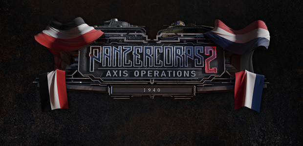 Panzer Corps 2: Axis Operations - 1940 - Cover / Packshot