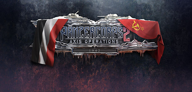 Panzer Corps 2: Axis Operations - 1942 - Cover / Packshot