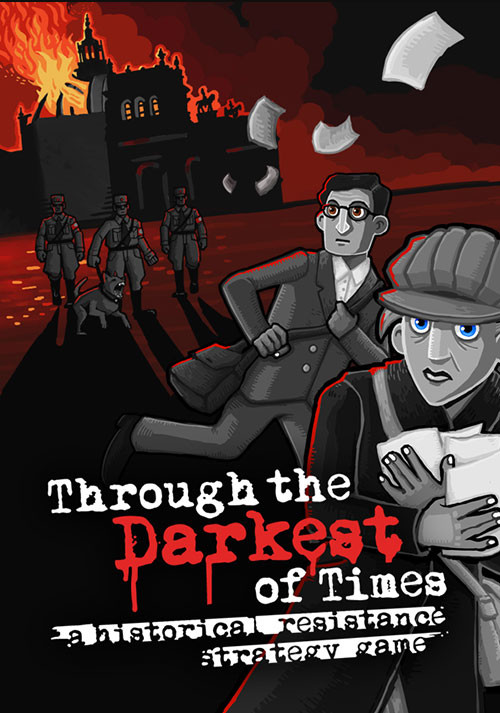 Through the Darkest of Times - Cover / Packshot