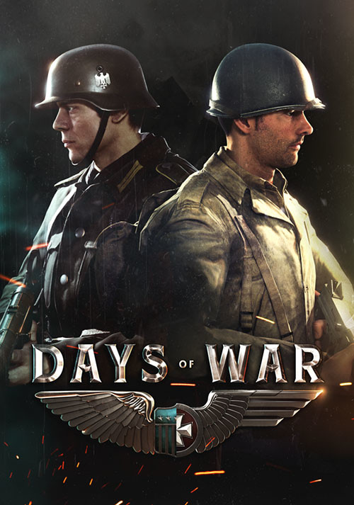 Days of War: Definitive Edition - Cover / Packshot