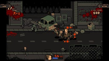 Screenshot9 - Streets of Red: Devil's Dare Deluxe