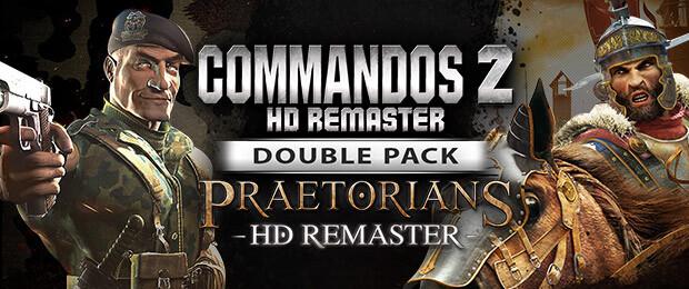 Commandos 2 et Praetorians HD Remaster sont maintenant disponibles - Voici la bande annonce de lancement