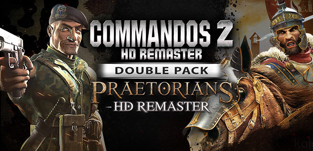Commandos 2 & Praetorians: HD Remaster Double Pack - Cover / Packshot