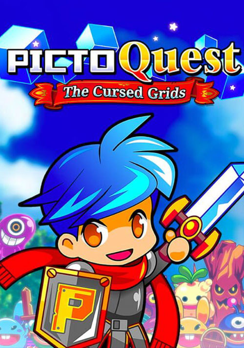 PictoQuest - Cover / Packshot