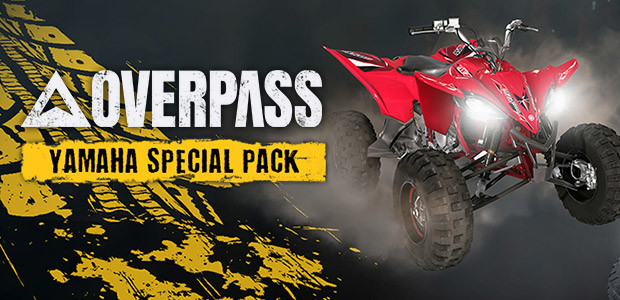 OVERPASS™ Yamaha Special Pack - Cover / Packshot