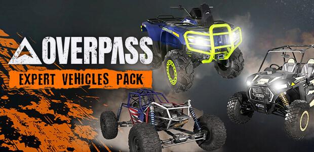 OVERPASS™ Expert Vehicles Pack - Cover / Packshot
