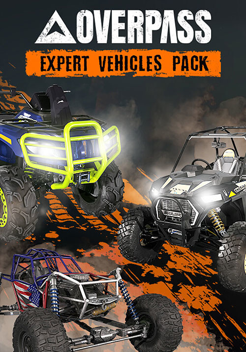 OVERPASS™ Expert Vehicles Pack - Cover / Packshot