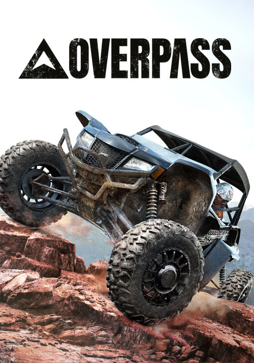 OVERPASS™ - Cover / Packshot