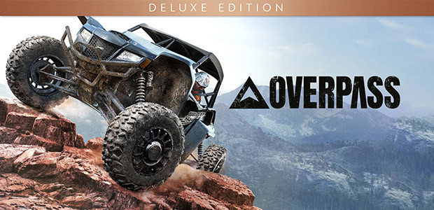 OVERPASS™ DELUXE EDITION - Cover / Packshot