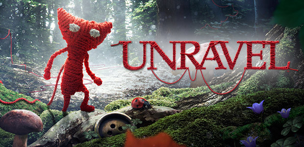 Unravel - Cover / Packshot