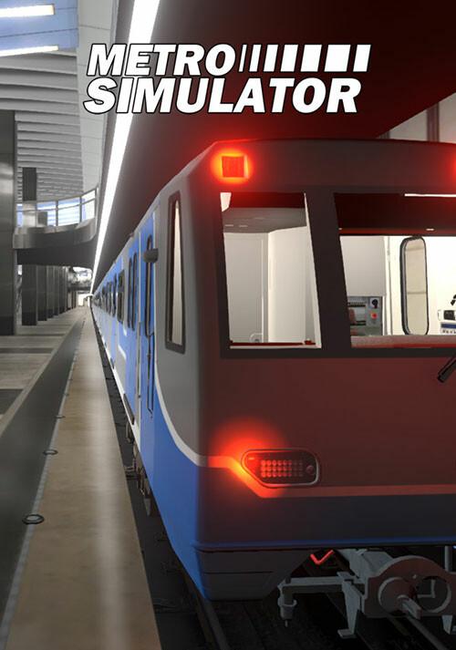 Metro Simulator 2020 - Cover / Packshot