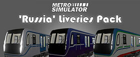 Metro Simulator 2020 - 'Moskva' Paintings Pack