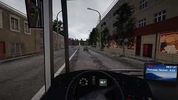 Screenshot2 - Bus Driver Simulator 2019